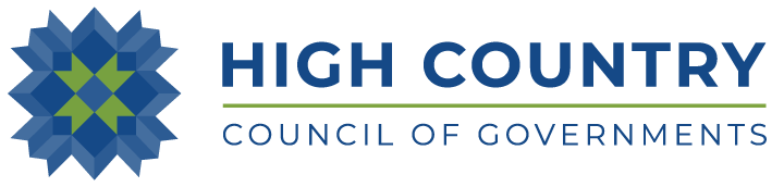 high country council of governments logo